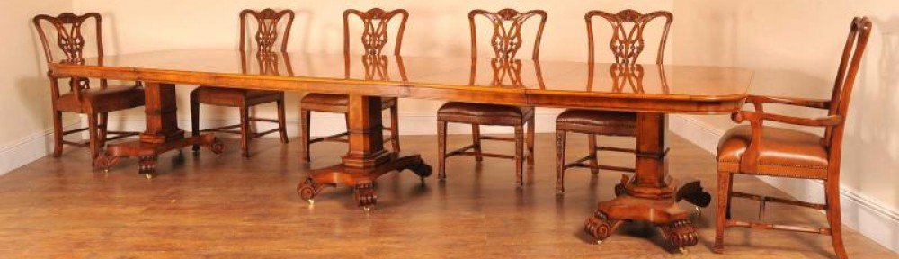 Of Antique Dining Room Furniture Victorian Tables Regency Tables