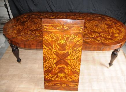 Italian Marquetry Dining Table Tables Diners Furniture