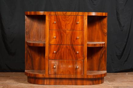 Art Deco Sideboard Buffet Server Cabinet Table
