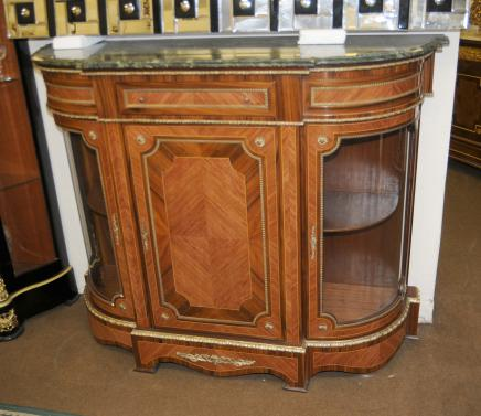 French Empire Credenza Sideboard Buffet